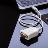 CADYCE CA-CS9,USB-C™ to Serial (RS-232) Converter