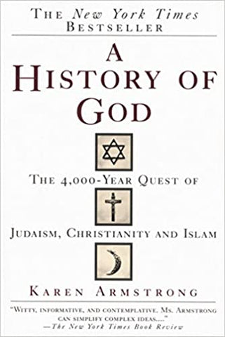 A history of God.