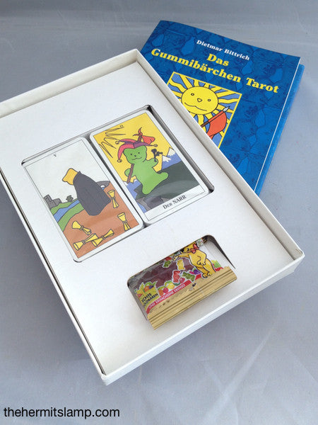Das Gummibärchen Tarot Original German Set
