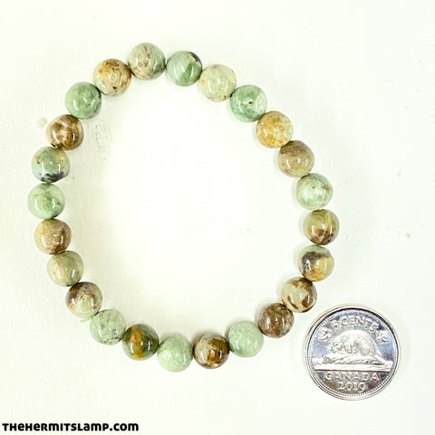 African Opal Bracelet (Natural African Turquoise)
