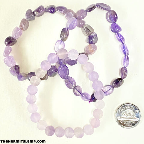 Amethyst Bracelet (Multiple Options)