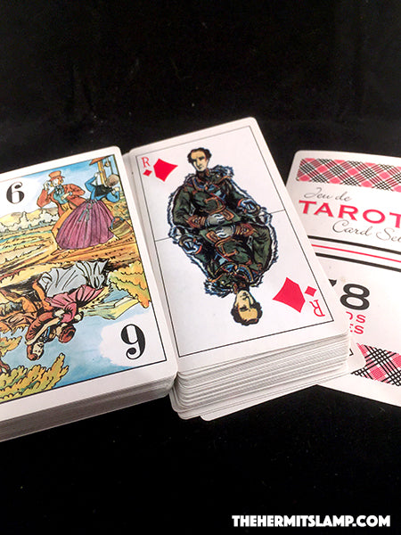 Jeu de Tarot Card Set