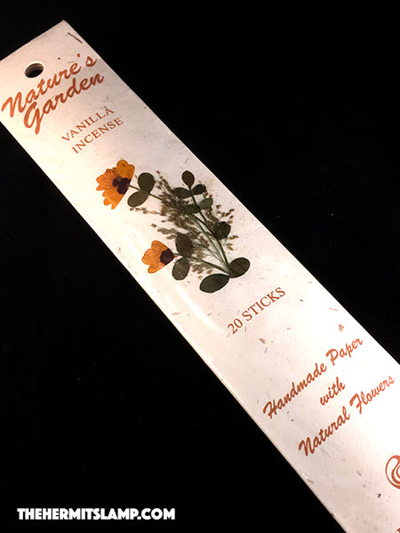Vanilla Incense
