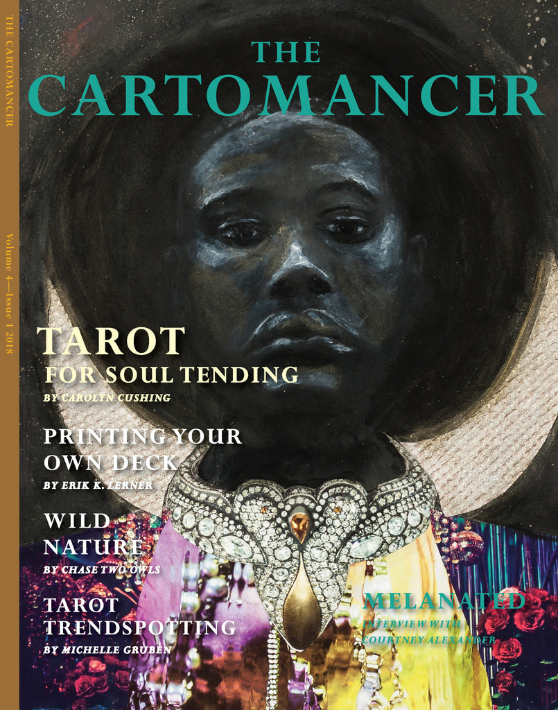 The Cartomancer Volume 4 - Issue 1