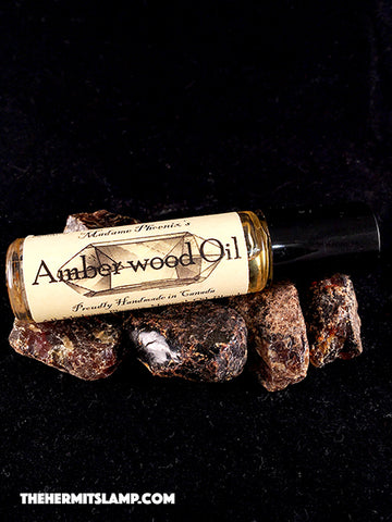 Amberwood Oil