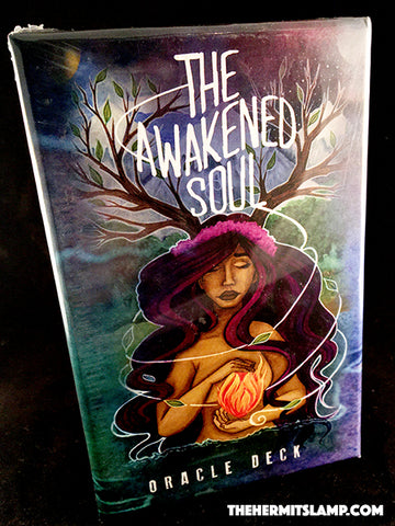 The Awakened Soul Oracle Deck
