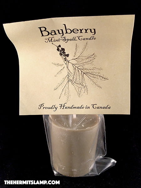 Bayberry Votive Candle