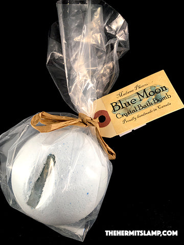 Blue Moon Crystal Bath Bomb (Aqua Aura)