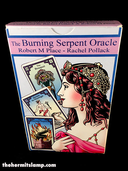 The Burning Serpent Oracle Set