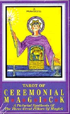 Tarot of Ceremonial Magick 1994 Edition