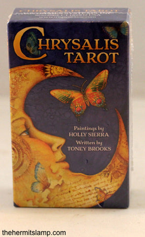 Chrysalis Tarot - Toney Brooks