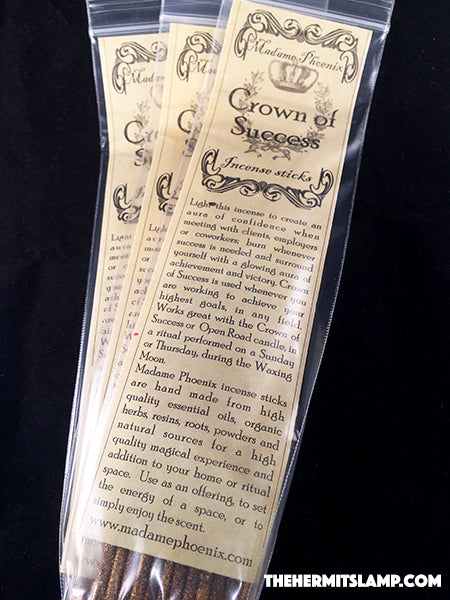 Crown of Success Incense Sticks