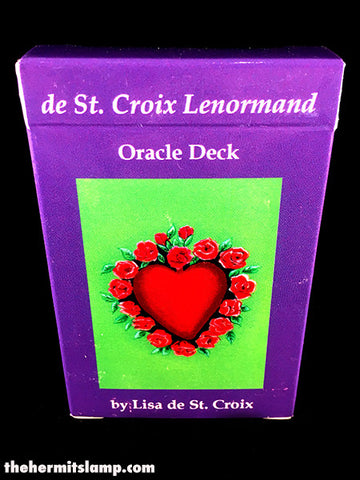 de St. Croix Lenormand Oracle Deck