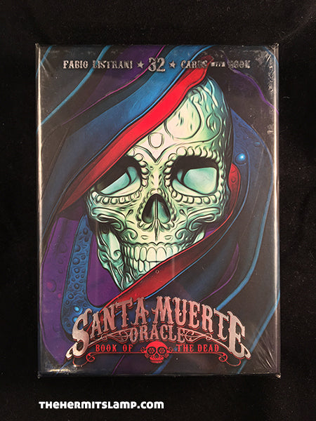 Santa Muerte Oracle: Book of the Dead