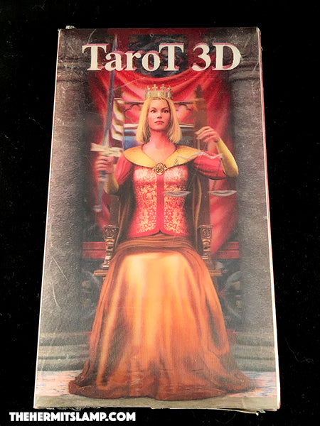 3D Grand Trumps Tarot