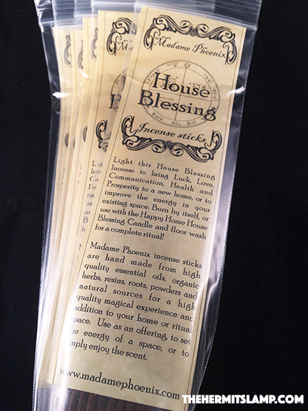 House Blessing Incense Sticks
