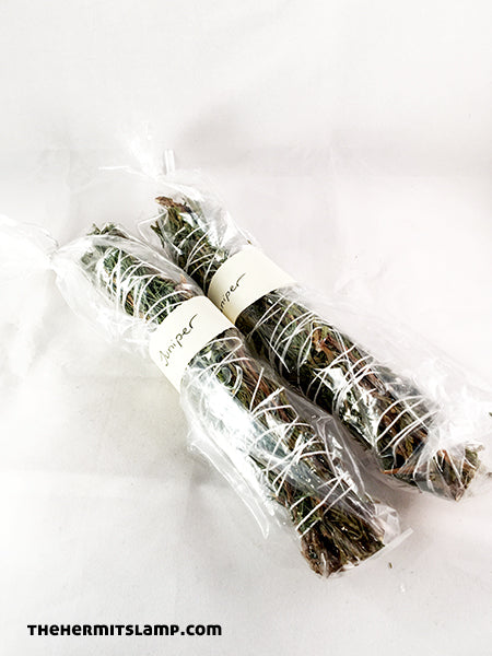 Juniper Herb Bundle