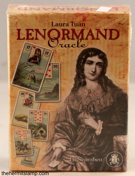 Lenormand Oracle - Laura Tuan