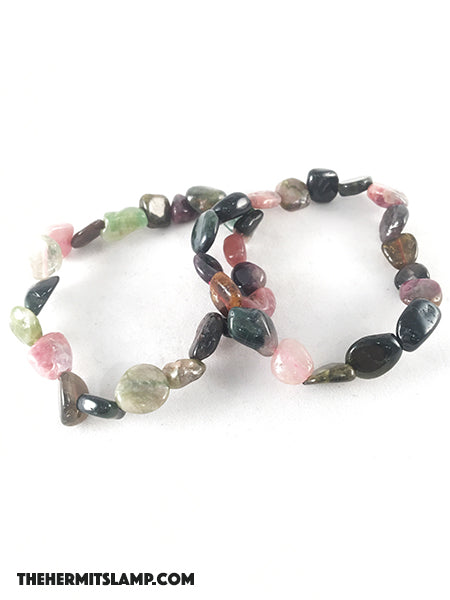 Mixed Tourmaline Bracelet