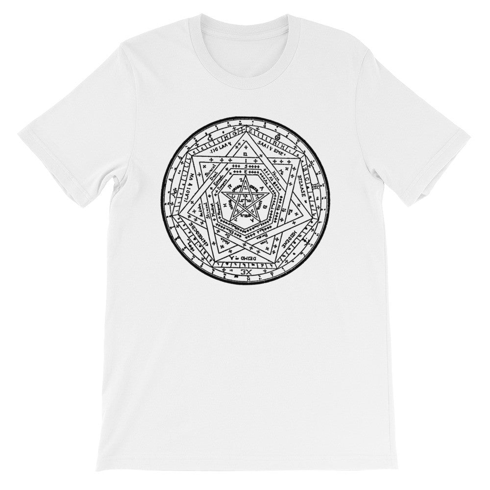 Sigil Ameth - Unisex t-shirt (light colours)