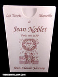 Noblet Tarot de Marseille Hand Screened