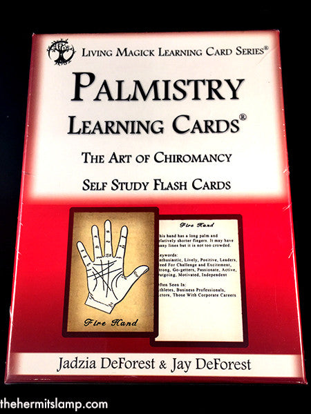 Palmistry Leaning Cards