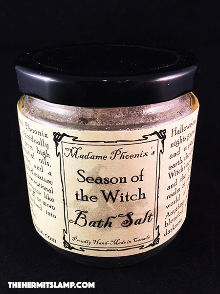 Season of the Witch Bath Salts