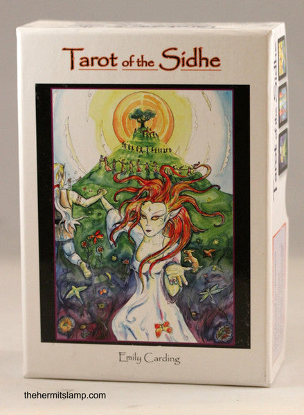 Tarot of the Sidhe -  Emily Carding