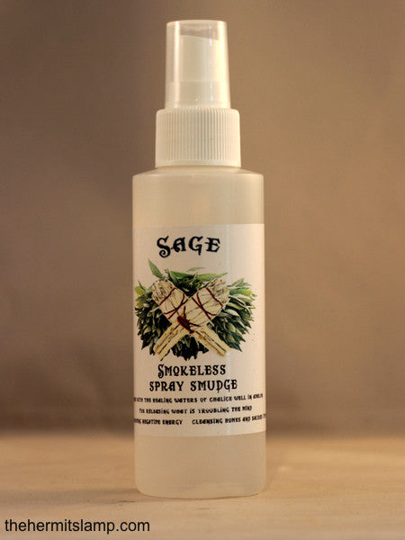 Smokeless Sage Spray Smudge