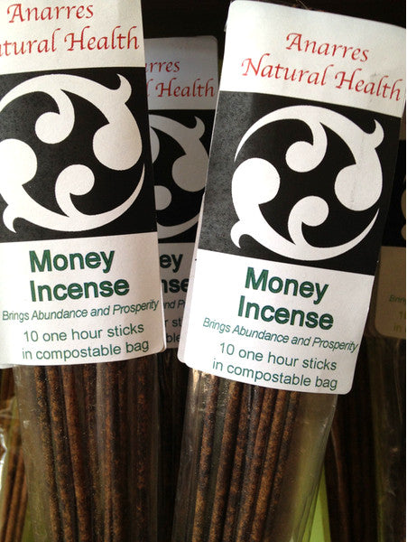 Money Incense Sticks