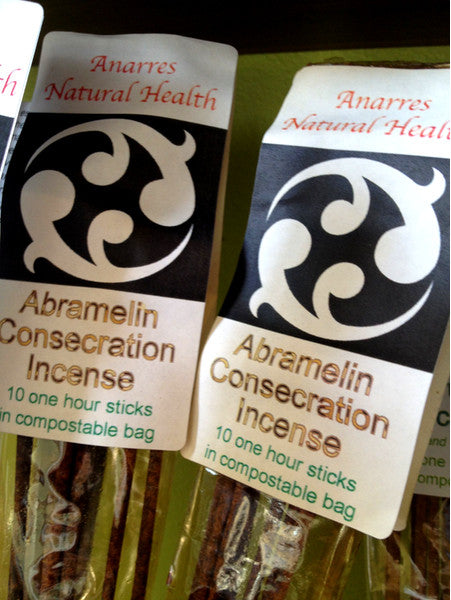 Abramelin Consecration Stick Incense