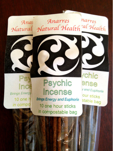 Psychic Stick Incense
