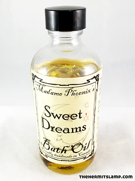 Sweet Dreams Bath Oil