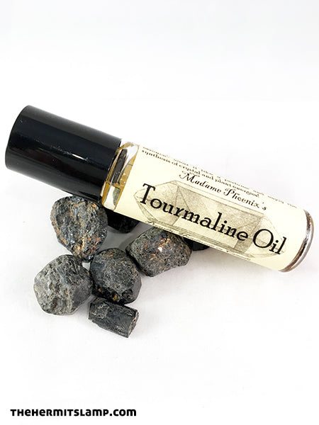 Black Tourmaline Oil