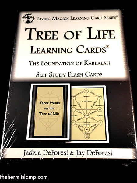 Tree of Life Learning Cards
