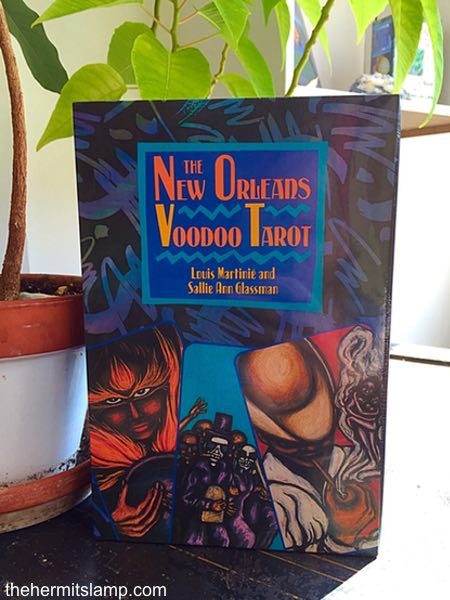 The New Orleans Voodoo Tarot by Louis Martinié & Sallie Ann Glassman