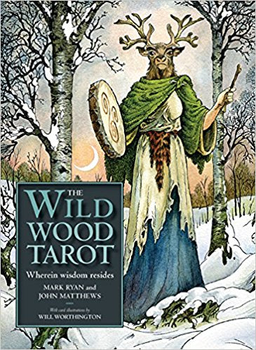 The Wildwood Tarot USED