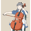 Atelier Alice cello        (S19074)