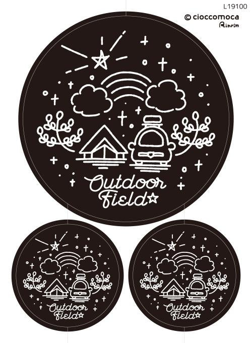 OutdoorField(Black)(L19100)