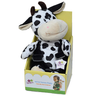 Cow Harness Backpack - Twinkie - Box View