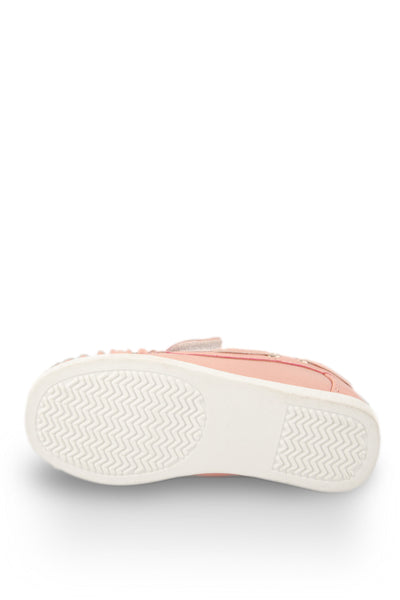 Pink Dockside Boat Shoe
