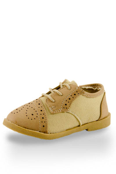 Brown Little Oxford Shoes from Twinkie