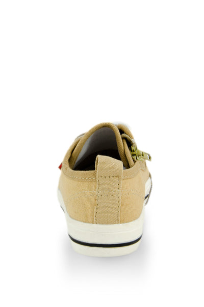 Brown Daytime Cruising Canvas Sneakers