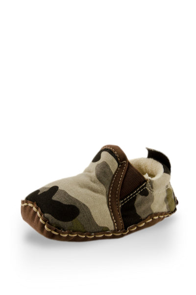 Army Print Baby Canvas Shoes at Twinkie