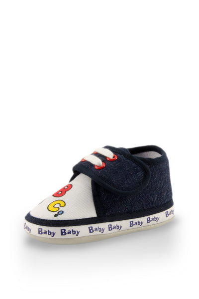 Navy Blue ABC Mini Training Shoes at Twinkie