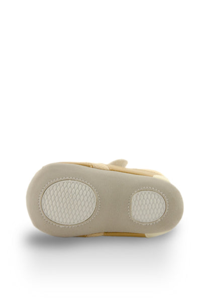Beige Baby Speedy Sport Mini Training Shoes