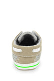 Grey Baby Deck Side Training Shoe