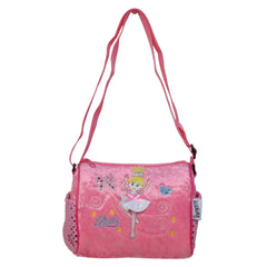 Ballerina Girl Shoulder Handbag