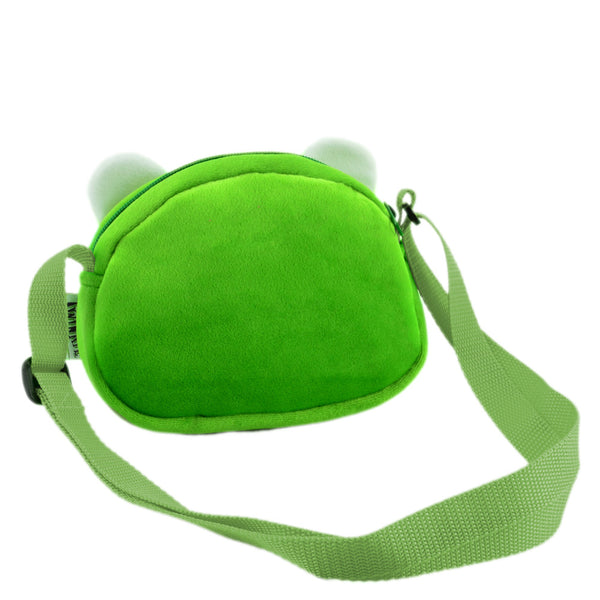 Frog Design Bag Set - Twinkie - Frog Satchel Back