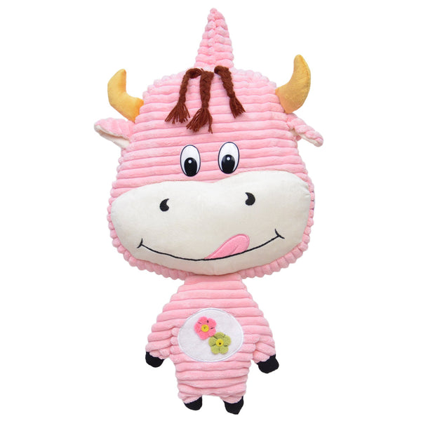 Pink Cow Design Backpack - Twinkie